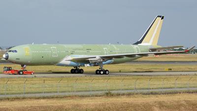F-WWCQ - Airbus A330-243(MRTT) - Airbus Industrie