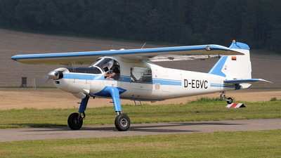 D-EGVC - Dornier Do-27J1 - Private