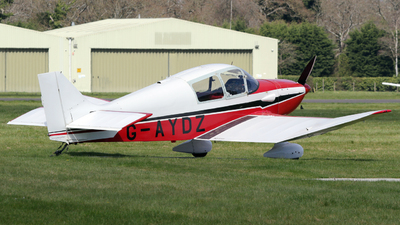 A picture of GAYDZ - Jodel DR200 - [01] - © Terry Figg