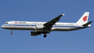 B-6385 - Airbus A321-213 - Air China