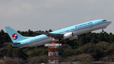 HL7706 - Boeing 737-9B5 - Korean Air