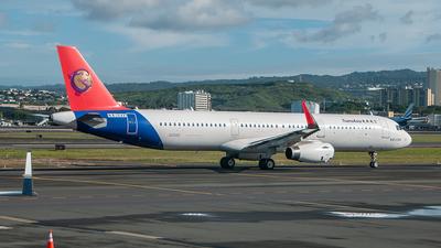 N810AV - Airbus A321-231 - TransAsia Airways
