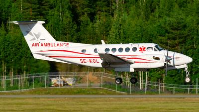 SE-KOL - Beechcraft B300 King Air - Hummingbird Aviation Services