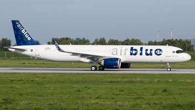 D-AVYE - Airbus A321-251NX - AirBlue