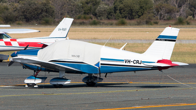 VH-CRJ - Piper PA-28-180 Cherokee F - Private