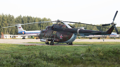 RF-34258 - Mil Mi-8MT Hip - Russia - Ministry of Interior