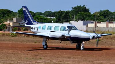 PP-AYA - Piper PA-31-325 Navajo C/R - Private