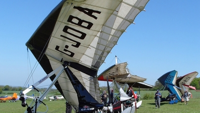 G-JOBA - P and M Aviation Quik GT450 - Private