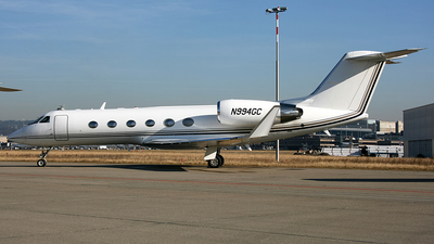 N994GC - Gulfstream G-IV(SP) - Private
