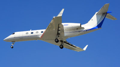 N9BX - Gulfstream G450 - Private
