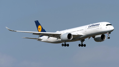 D-AIXD - Airbus A350-941 - Lufthansa