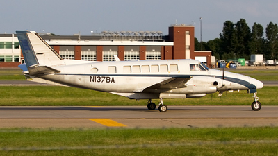 A picture of N137BA - Beech 99A Airliner - Bemidji Airlines - © Jeremy D. Dando