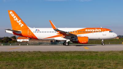 OE-IVM - Airbus A320-214 - easyJet Europe