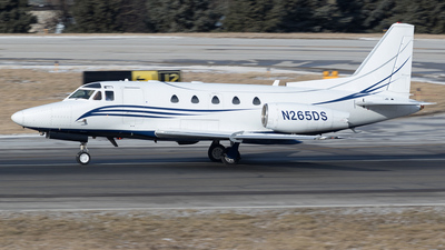 N265DS - Rockwell Sabreliner 65 - Private