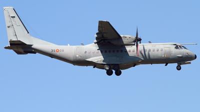 T.21-09 - CASA C-295M - Spain - Air Force