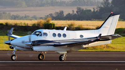 A picture of PPJSN - Beech C90GTi King Air - [LJ1877] - © William Tadashi