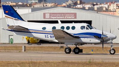 EC-NPE - Beechcraft C90A King Air - Private