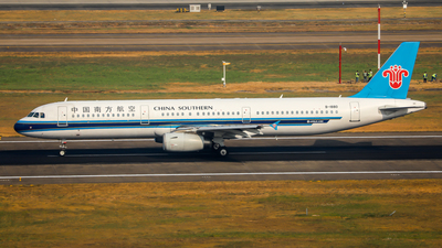 B-1880 - Airbus A321-231 - China Southern Airlines