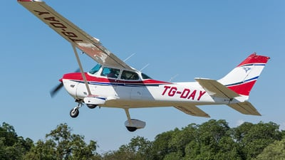 TG-DAY - Cessna R172K Hawk XP II - Private