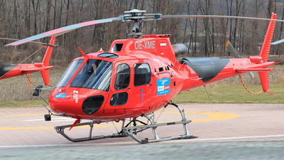 OE-XME - Airbus Helicopters H125 - Heli Austria