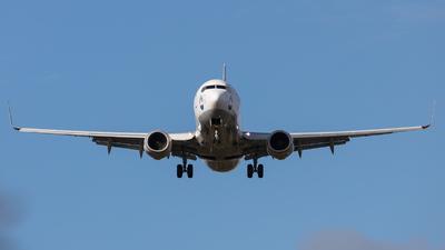 TC-SPE - Boeing 737-8HC - SunExpress