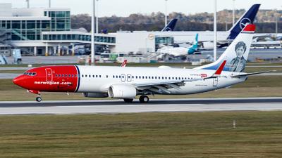 A picture of EIFVL - Boeing 7378JP - [42084] - © TJDarmstadt