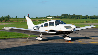 N539MF - Piper PA-28-180 Cherokee B - Private