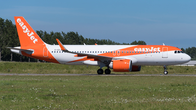 A picture of GUZLA - Airbus A320251N - easyJet - © Julian Mittnacht