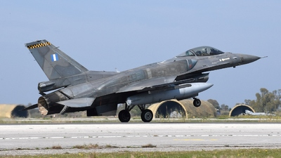 538 - Lockheed Martin F-16CJ Fighting Falcon - Greece - Air Force