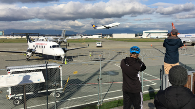 CYVR - Airport - Spotting Location