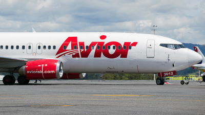 YV3012 - Boeing 737-401 - Avior Airlines