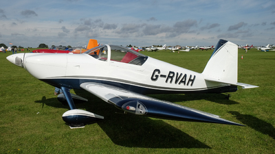 G-RVAH - Vans RV-7 - Private