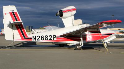 N2682P - Lake LA-4-200 Buccaneer - Private