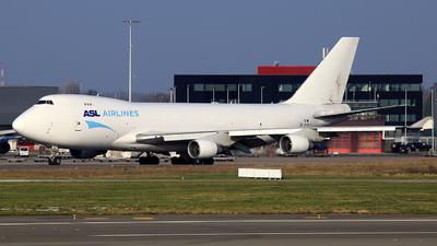 OE-IFD - Boeing 747-4B5ERF - ASL Airlines
