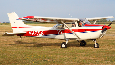 PH-TEX - Reims-Cessna F172M Skyhawk - Tessel Air