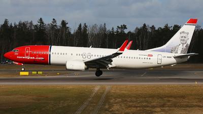 LN-NGU - Boeing 737-8JP - Norwegian