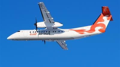 A picture of CFEAI - De Havilland Canada Dash 8300 - Air Inuit - © RZ