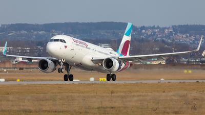 D-AEWR - Airbus A320-214 - Eurowings