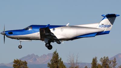 N515RP - Pilatus PC-12/45 - Private