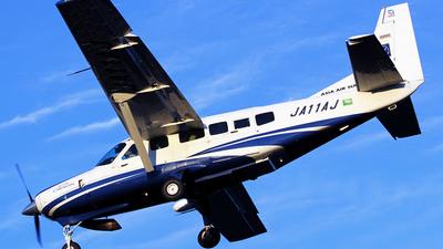 JA11AJ - Cessna 208 Caravan 675 - Asia Air Survey