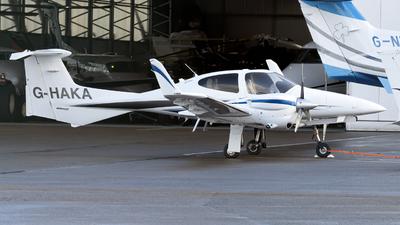 G-HAKA - Diamond DA-42 NG Twin Star - Private