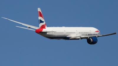 G-STBL - Boeing 777-336ER - British Airways