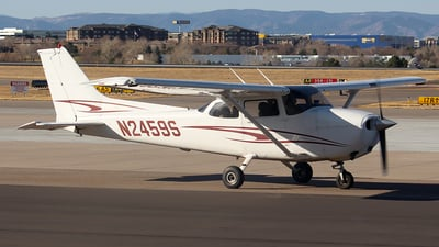 N2459S - Cessna 172S Skyhawk - Private