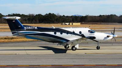 N380TM - Pilatus PC-12/45 - Private