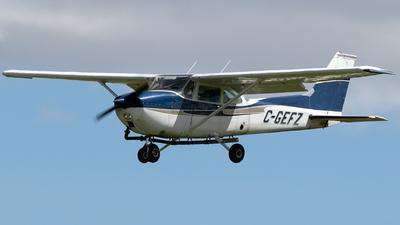 A picture of CGEFZ - Cessna 172M Skyhawk - [17265166] - © Mike MacKinnon