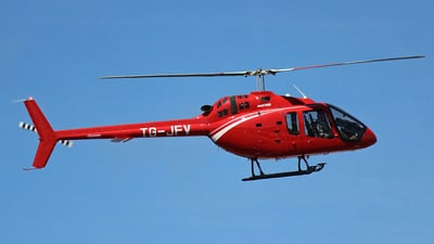 TG-JFV - Bell 505 - Private