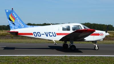 OO-VCU - Piper PA-28-161 Cadet - Vliegclub Ursel