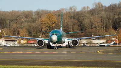 N1796B - Boeing 737-8 MAX - Boeing Company