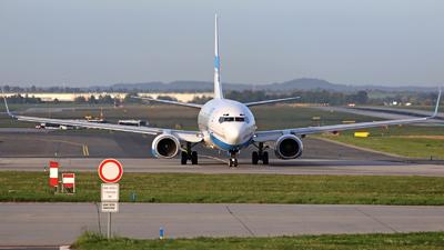 SP-ENY - Boeing 737-86N - Enter Air