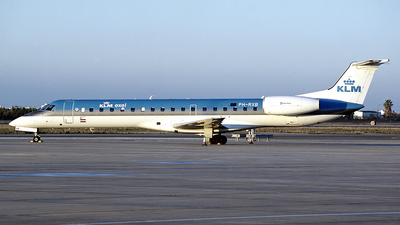 PH-RXB - Embraer ERJ-145MP - KLM exel